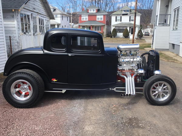 1932 Ford Looking to trade for willys or gasser