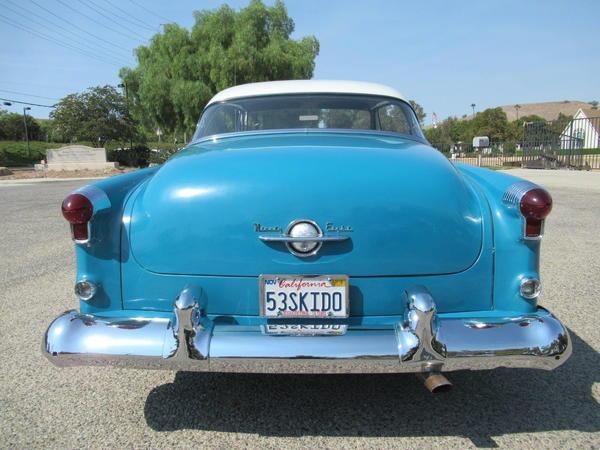 1953 Oldsmobile 98