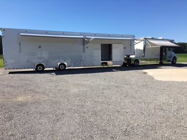Toterhome And Trailer  for Sale $245,000