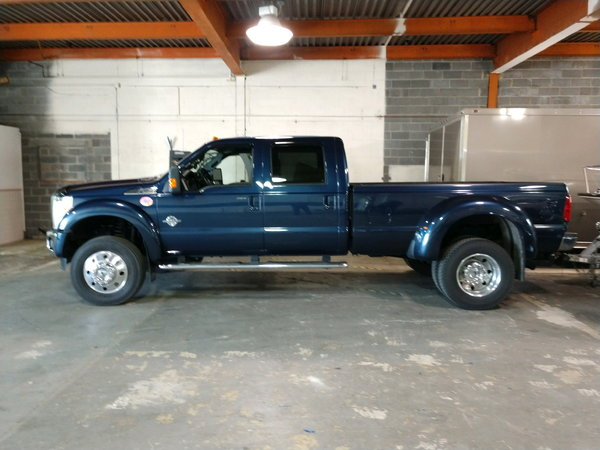 2013 Ford F-550 4-Wheel Drive Pick-Up  for Sale $40,000