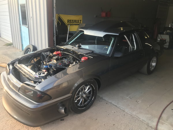Foxbody For Sale