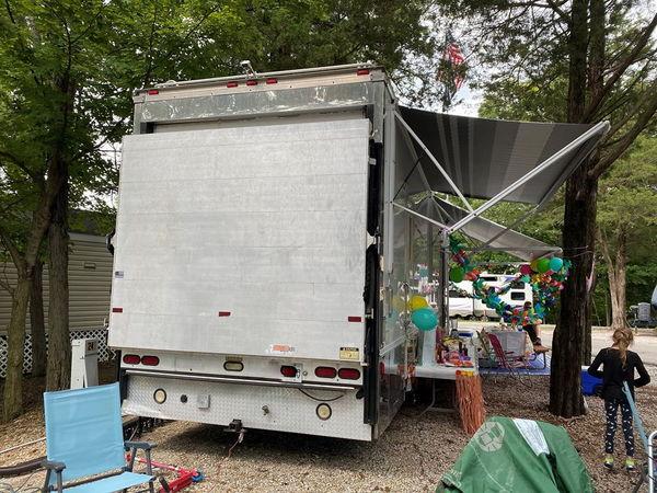 2005 Haulmark Garage Unit  for Sale $105,000