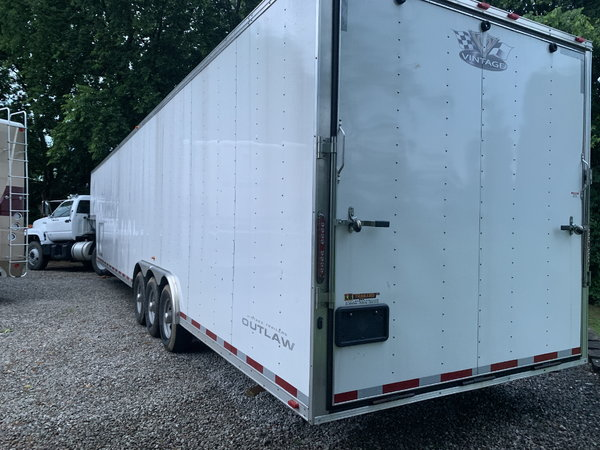 Truck trailer combo  for Sale $25,500