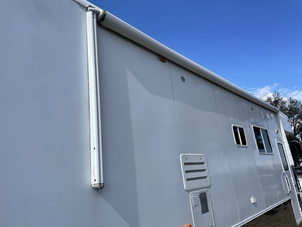 AVAIABLE NOW! 2007 Stacker Race Trailer  for Sale $89,999