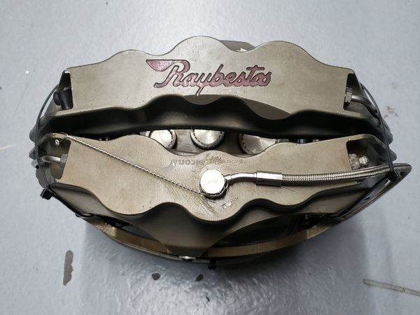 Used Raybestos 6-Piston Calipers  for Sale $1,600