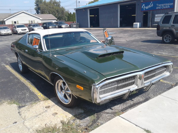 1972 Dodge Charger  for Sale $15,500