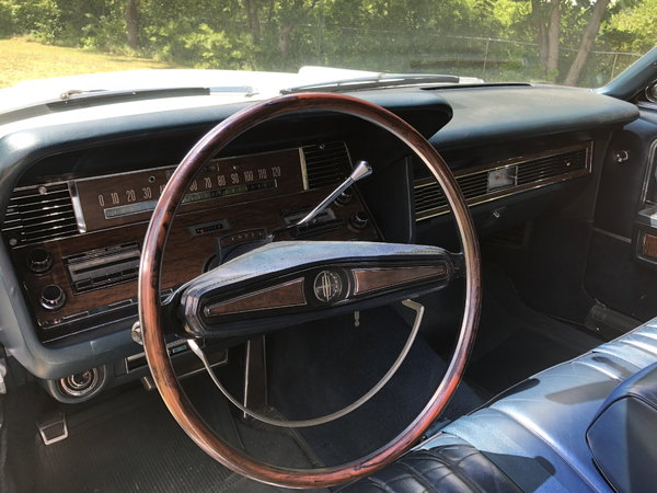 1968 Lincoln Continental  for Sale $32,000