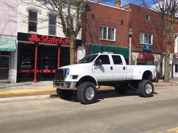 Ford F650 SUPER DUTY XLT.      for Sale $60,000
