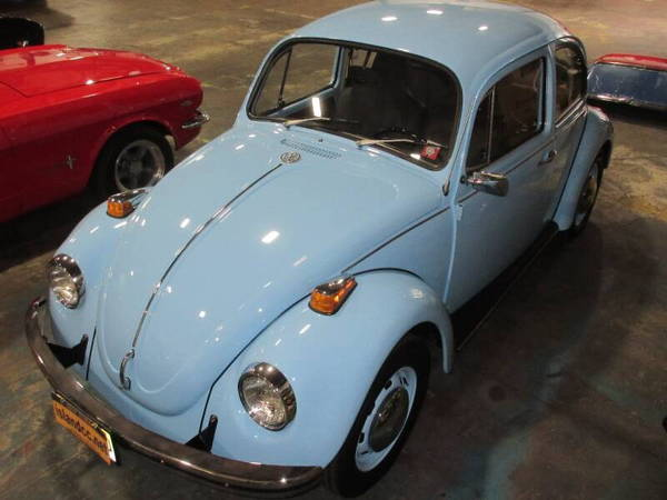 1971 Volkswagen Beetle  for Sale $21,000