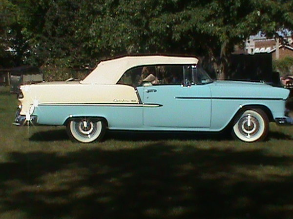 1955 Chevrolet Bel Air For Sale In Milford In Price 100 000