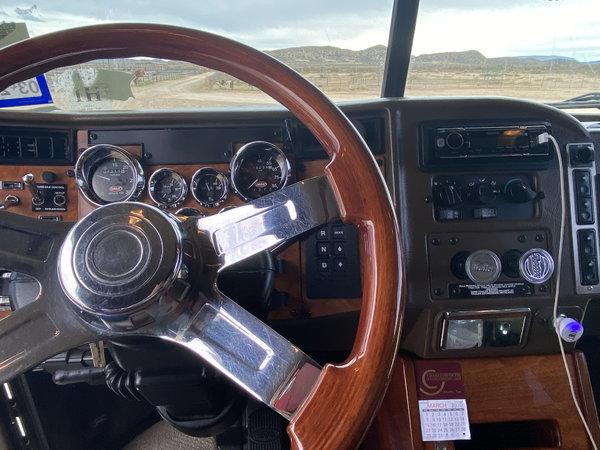 2007 Schwalbe Peterbilt  for Sale $70,000