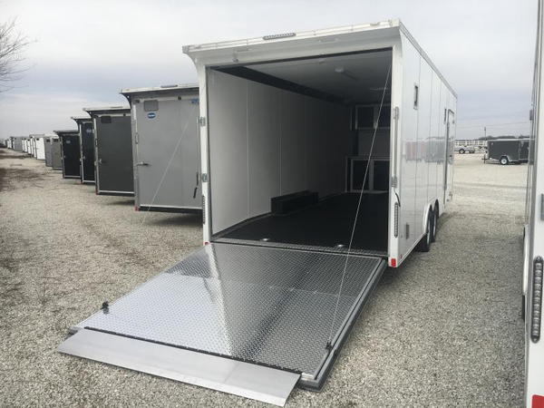 2019 United 8.5x24 Car/Racing Trailer  for Sale $14,025