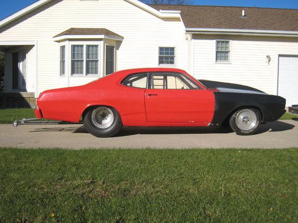 1973 Mopar Chrysler Plymouth Duster Demon Drag Car for ...