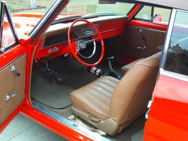1966 Nova Custom Convertible  for Sale $55,000