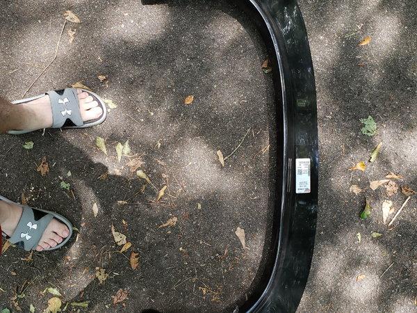 68-74 nova rear fender extenders  for Sale $150