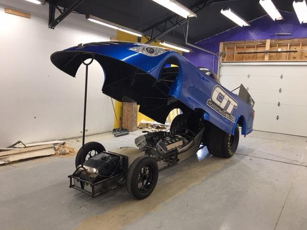 McKinney Toyota Match Race Car