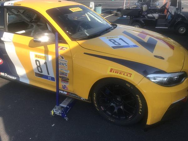BMW M240iR / M235iR / M240i Racing Factory Built Race Car  for Sale $92,000