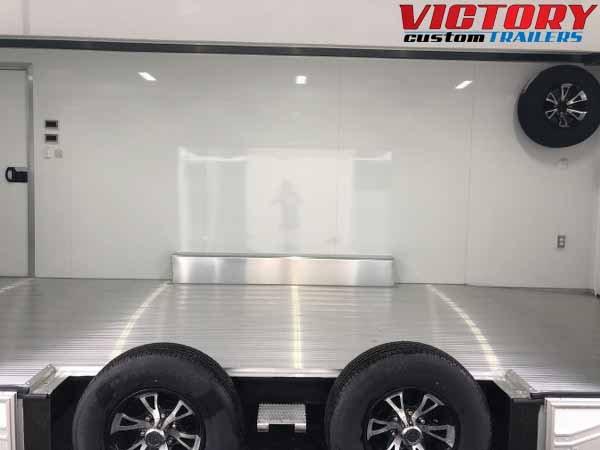 inTech 8.5' x 24' Aluminum Race Trailer