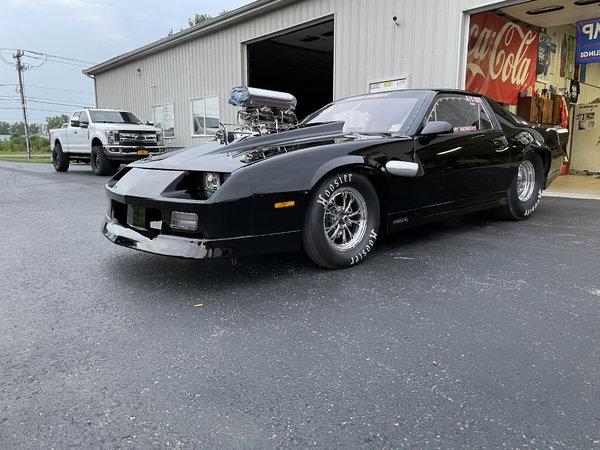 1984 Camaro pro street  for Sale $38,000