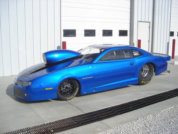 2013 JBRC Extreme Pro Stock Camaro  for Sale $109,500