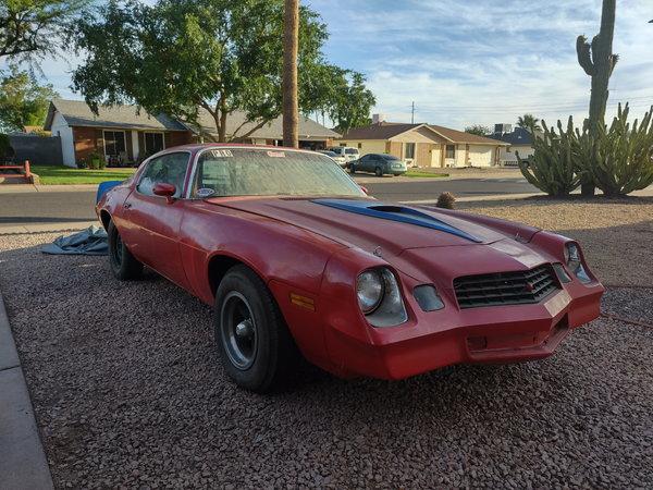 1979 Camaro  for Sale $8,000