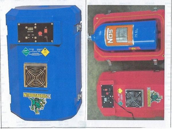 Nitrous Oxide For Sale >> Nitrousaurus X Nitrous Oxide Pressure Control System For Sale In
