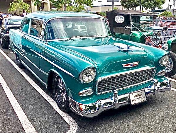 1955 Chevrolet Bel Air  for Sale $59,000