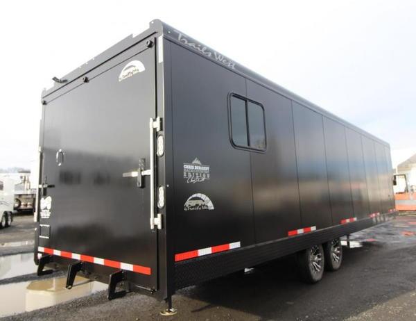 2020 Trails West RPM Burandt Edition 28' Snowmobile Trailer   for Sale $28,900
