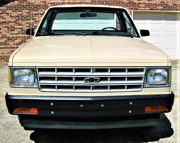 1983 Chevrolet S10 for sale in Charlotte, NC, Price: $6,500