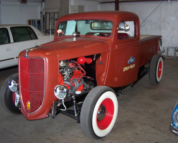 1935 FORD PICK UP HOT ROD  for Sale $21,900
