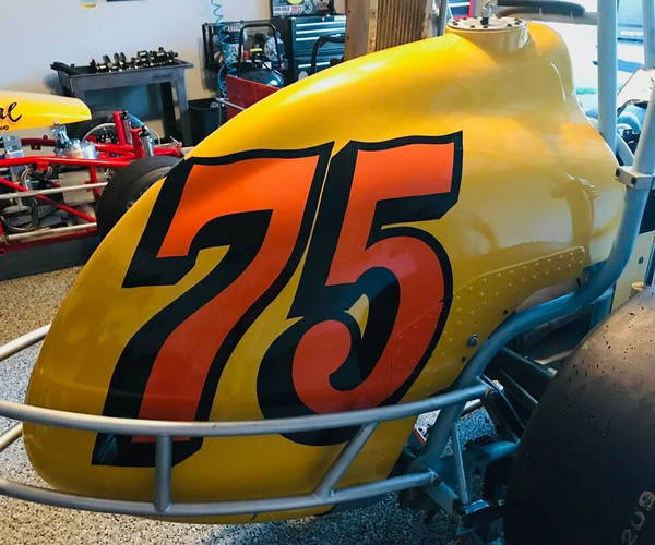 USAC Champ Dirt Car (Silver Crown)  for Sale $12,900