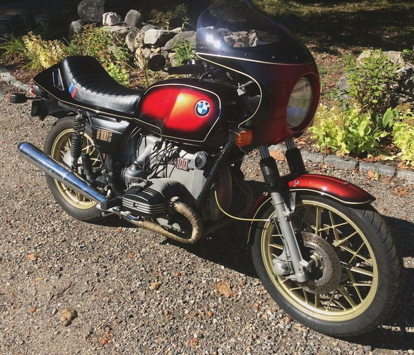 1978 BMW 78 R100S  for Sale $7,800