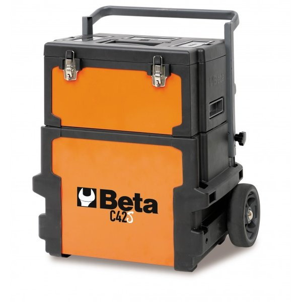 BETA TOOLS C42S-TWO-MODULE TOOL TROLLEY - 042000001  for Sale $292