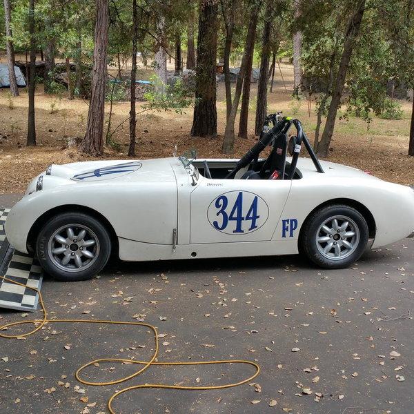 1959 Bugeye Race Car  for Sale $20,000
