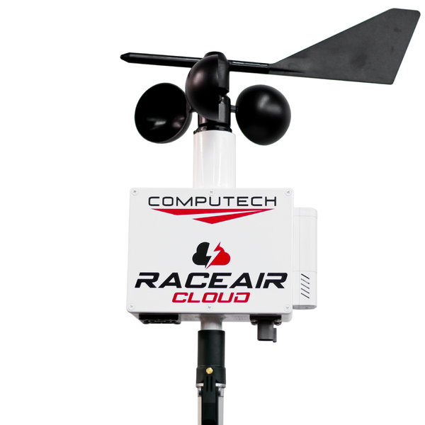 RaceAir Cloud Weather Station with Wind & Texting  for Sale $1,200