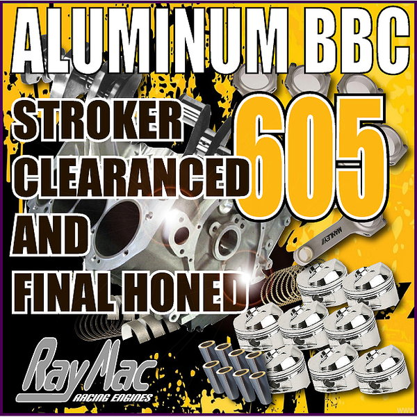 605 All Aluminum 1000hp Short Block Kit  for Sale $8,650
