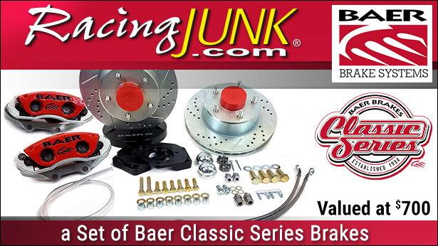RacingJunk.com 2021 Baer Brakes Giveaway