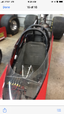 225 chrome molly Dragster chassis  for sale $3,500
