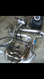 Bell 4k intercooler, ice box, plumbing, stainless headers,et  for sale $3,000