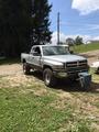 2001 5.9 Cummins pulling truck