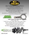 Callies Subaru Ultra Enforcer Rods  for sale $1,146