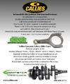 Callies Subaru Ultra Enforcer Rods