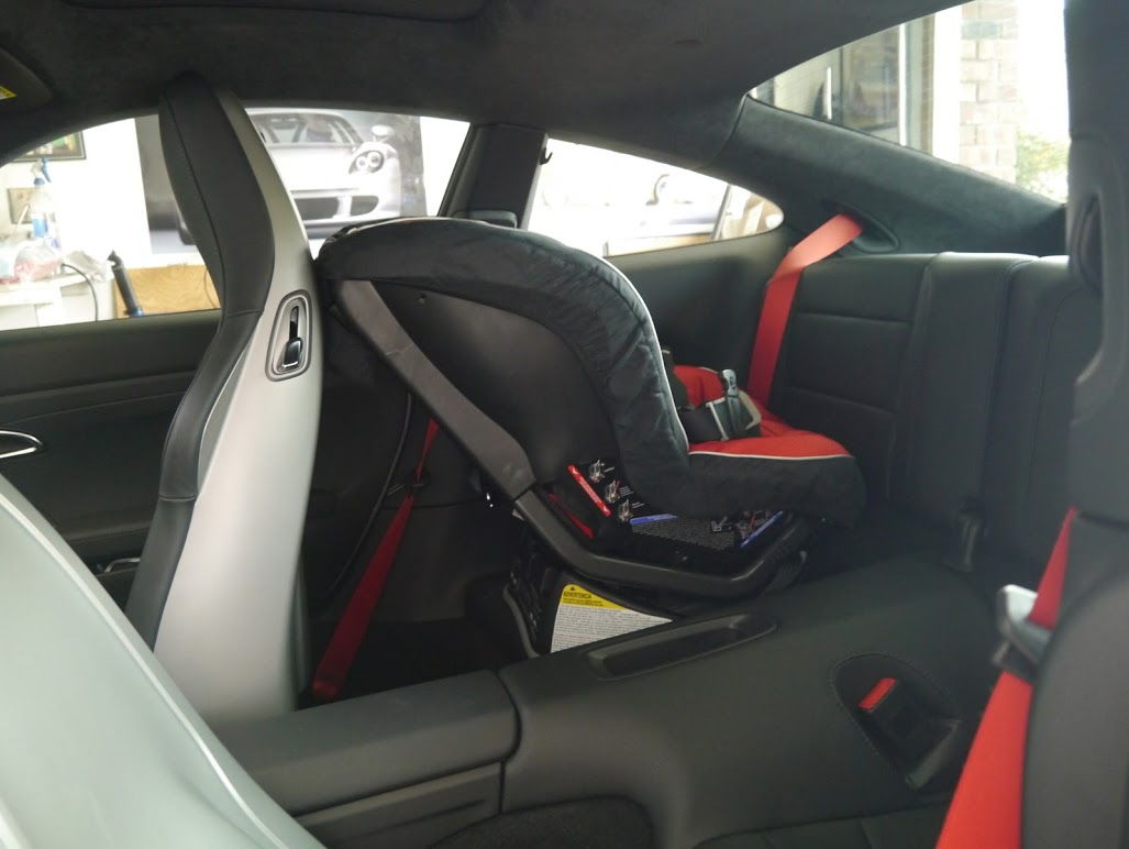 Child Carseat That Fits 991s Coupe Rear Seat Page 5