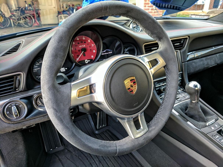 porsche 991 7 speed manual