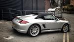 2011 Porsche Spyder
