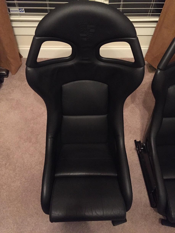 Sport bucket seats for 996/997 Porsche 911