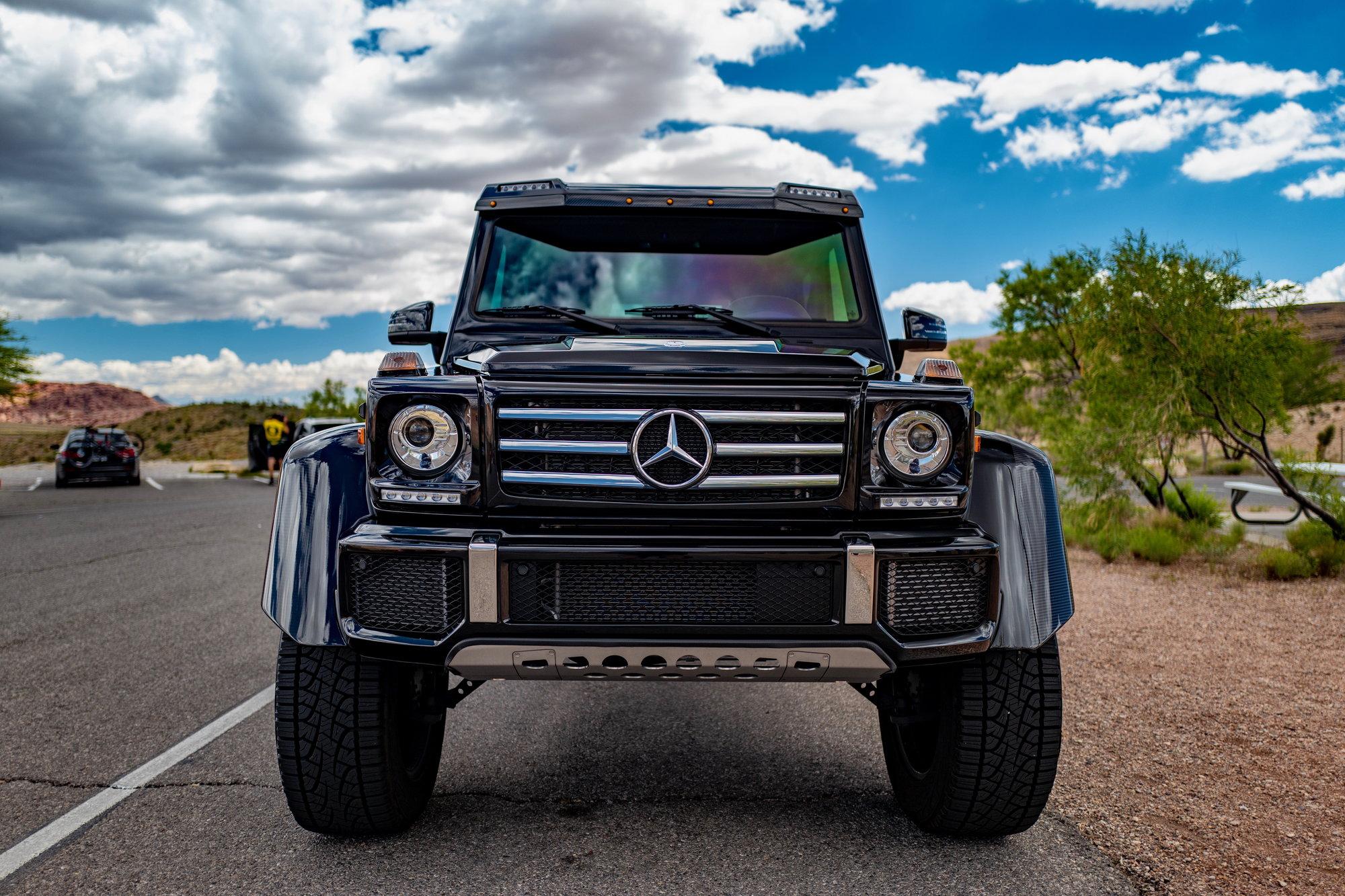 2017 Mercedes G550 4x4 Squared For Sale - Rennlist ...