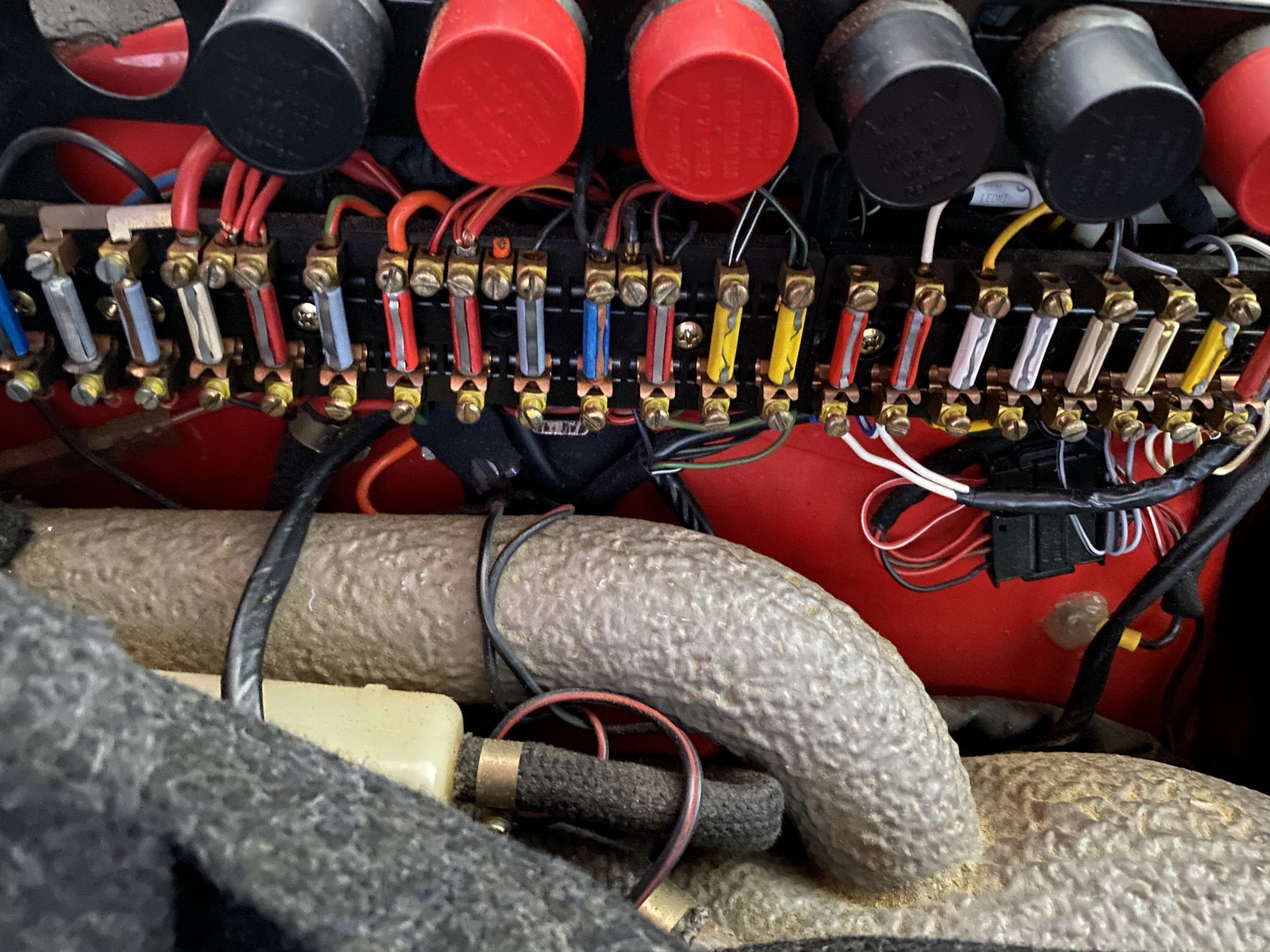 classic retrofit fuse panel wiring - rennlist - porsche discussion forums  rennlist