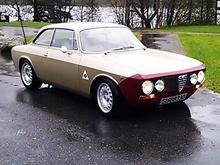 1973 2000GTV bertone coupe .