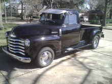 1948 Chevy Truck (long wheel base)